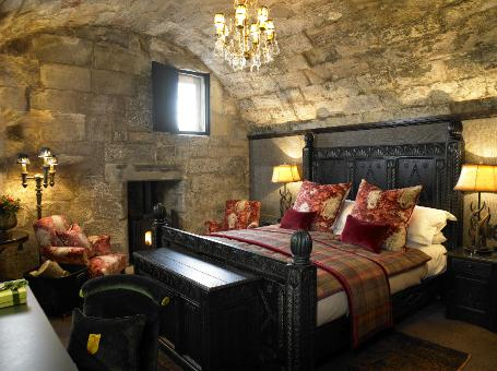 Bedrooms In Borthwick Castle Every Room Tells A Story